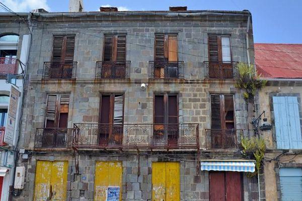 Maison Chapp avant rénovation