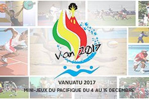 Mini jeux Pacifique Vanuatu 2017