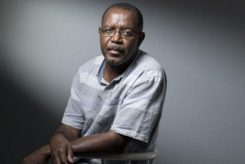 Le romancier haïtien Louis-Philippe Dalembert, lauréat du prix de la langue française