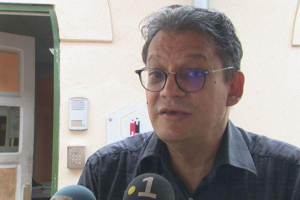 Patrick Lingibé le bâtonnier du barreau de la Guyane
