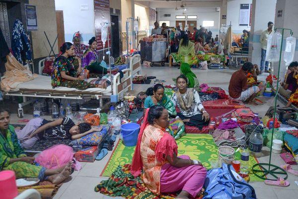 Hôpital Bengladesh