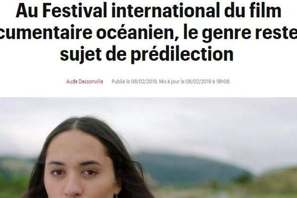 La presse française s'intéresse au FIFO