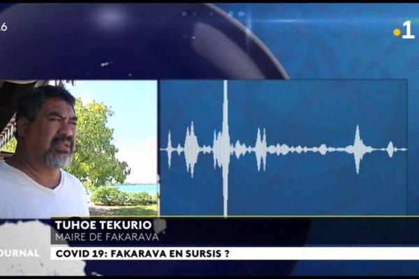 Coronavirus : pas de cas suspect à Fakarava où a séjourné un touriste malade