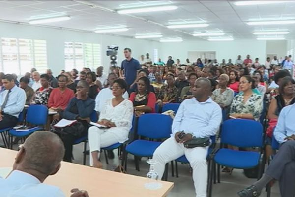 Les ersonnels de Guadeloupe Formation