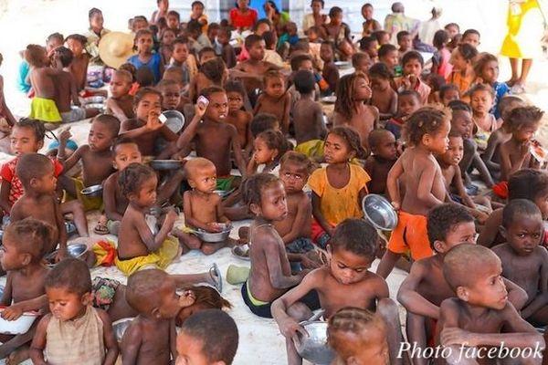 Famine sur les hauts plateaux malgaches