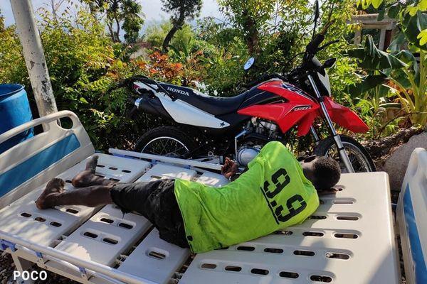Victimes Haïti