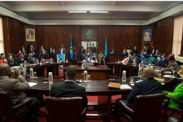 Assemblée Nationale de Sainte-Lucie