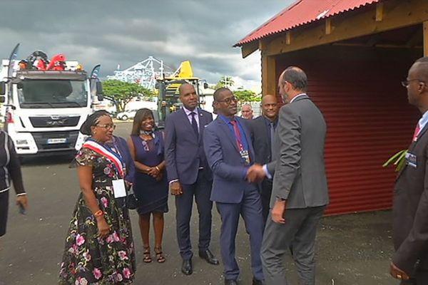 Les élus et le 1er ministre