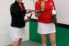 Au terme de beaux échanges, Nathalie Janil et Lydie Koelsch ont battu Clara Champdoizeau et Malika Disnard Plaa sur le score de 40 à 36.