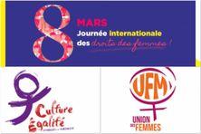 8 mars 2021 - journée internationale des droits des femmes