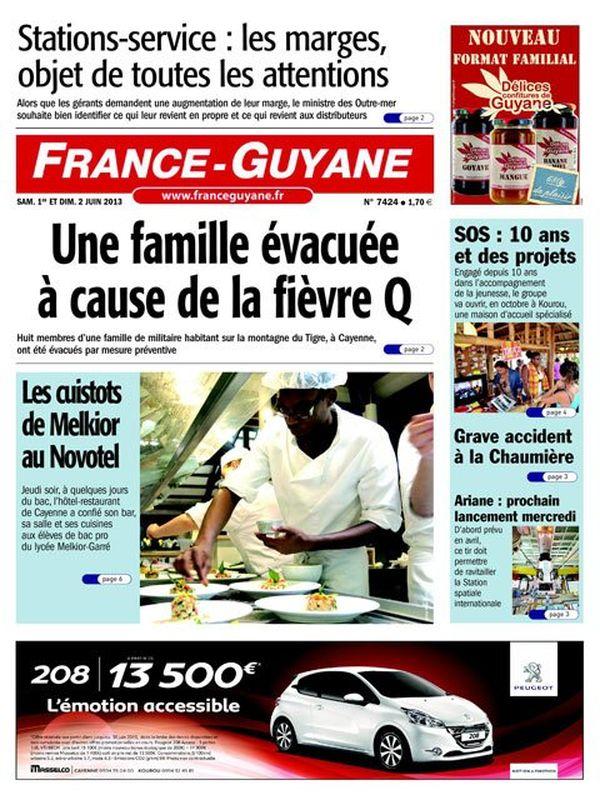 Une France Guyane 03/06