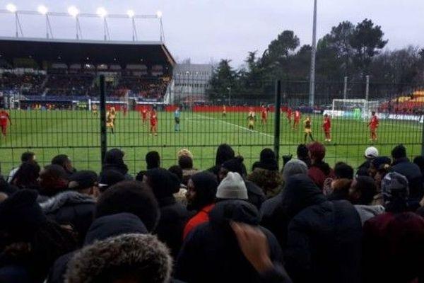 Orléans élimine l'Aiglon du Lamentin sur sa pelouse le 5 janvier (3-2)