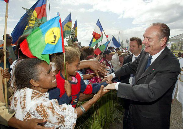 Chirac NC 2003