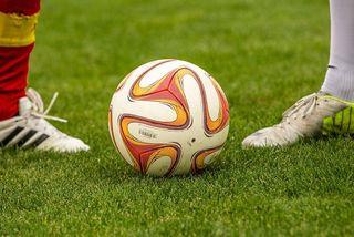 Jambes footballeurs