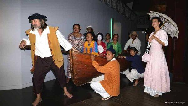 Photo d'annonce du Mois du patrimoine au musée maritime