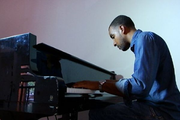 Le pianiste Maher Beauroy
