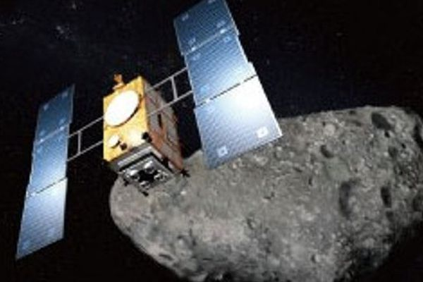 sonde spatiale japonaise