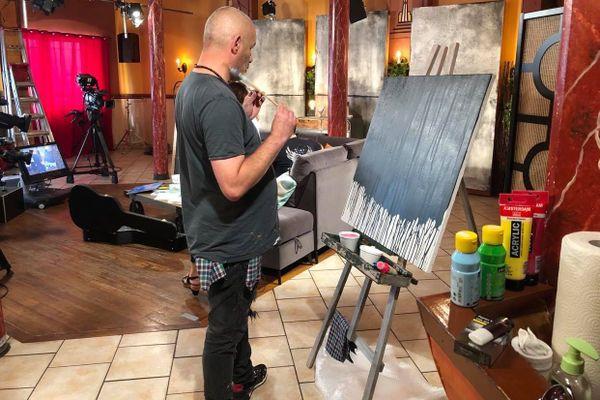david creton peinture