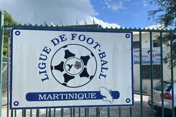 Ligue de football de Martinique