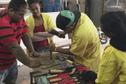 Artisanat à Rikitea : à l'école du partage