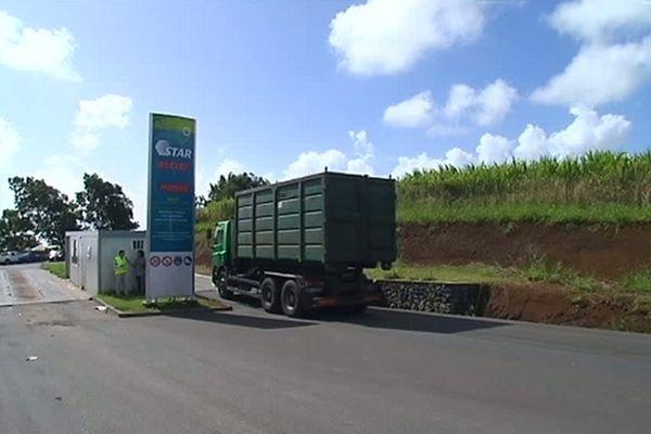 STAR : camion benne