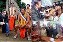 Retour en images sur les dernières visites présidentielles en Guyane