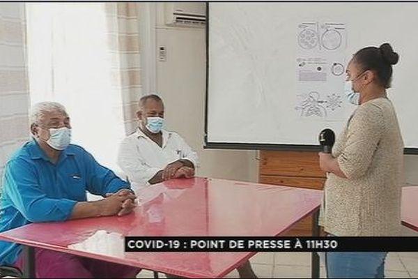 point presse Futuna