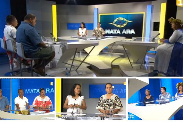 Mata ara - Les SDF en Polynésie - 02 05 2016