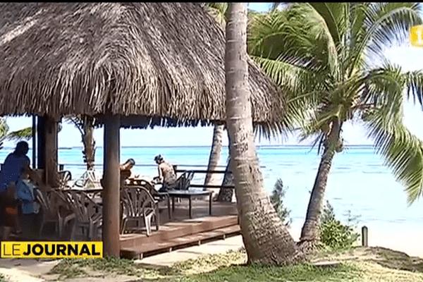 Il pleut à Tahiti,  même pour les touristes