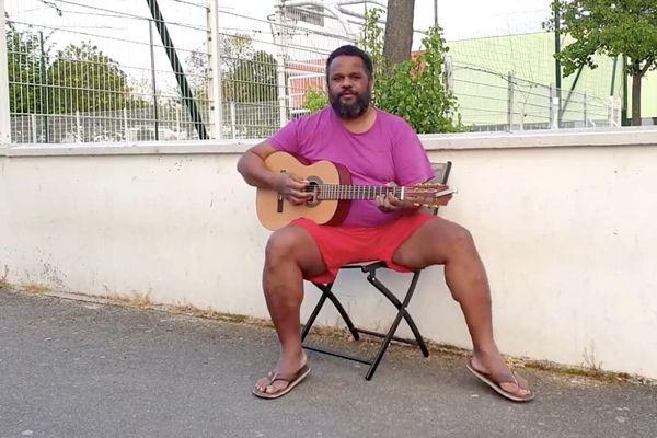 Confinement, Thierry Essa Kofi