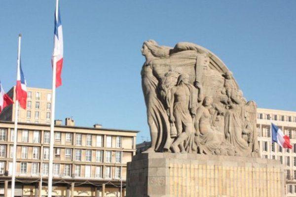 Monuments aux morts de la ville du Havre