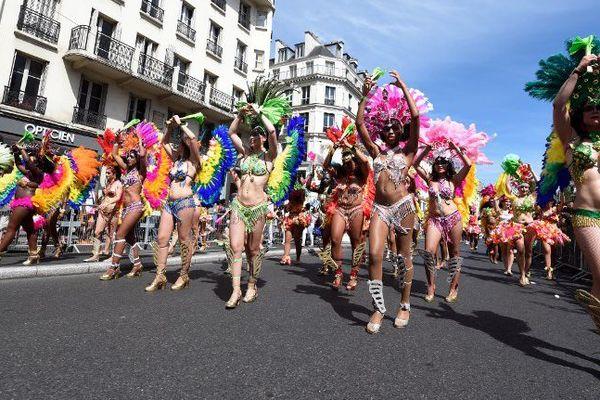 Carnaval tropical 2017 Paris