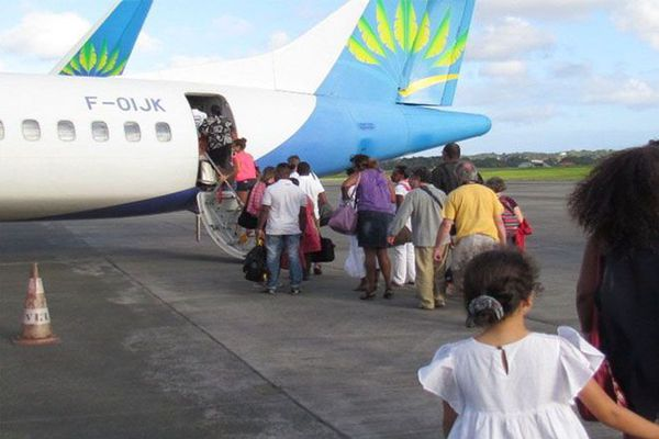Vol Air Caraïbes