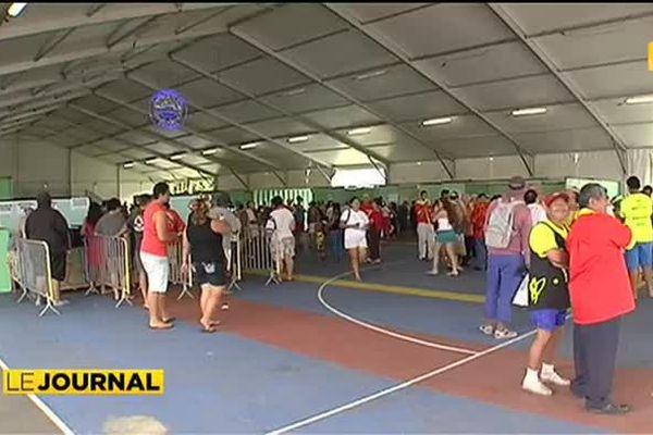 Municipales : 1er tour de scrutin à Papara
