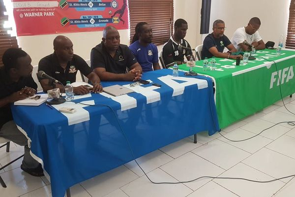 Concacaf : les Yana Doko à la veille du match contre Saint - Kitts et Nevis