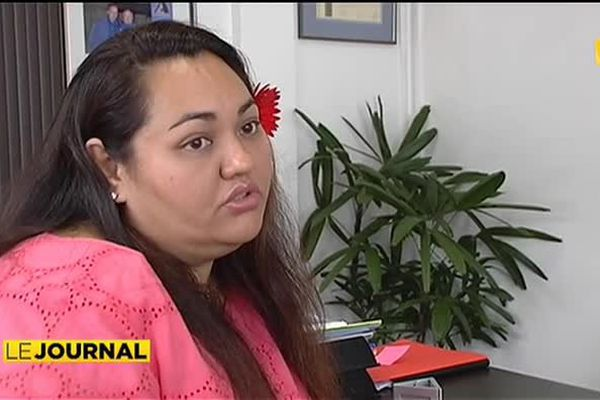 Élisabeth Putoa, une femme à la tête d'une société de gardiennage