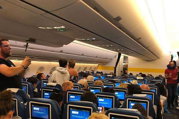 avion intérieur