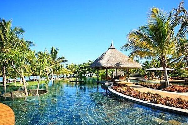 Hôtel à l'île Maurice