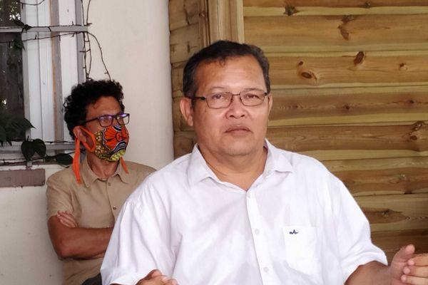 Philippe Cadet enseignant homme politique grand remplacement