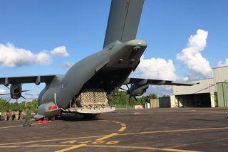 A400M cargaison