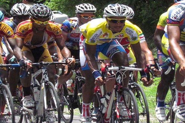 Cyclisme : tour de Guadeloupe