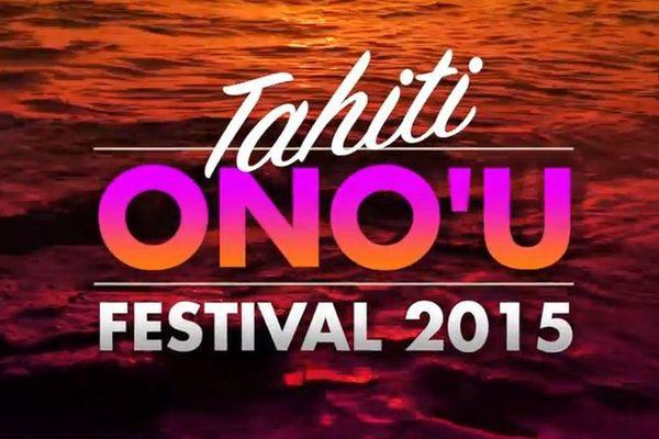Tahiti Ono'u festival 2015