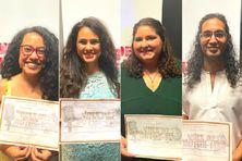 Plusieurs prix remis lors de la finale territoriale Réunion du concours Voix des Outre-mer.