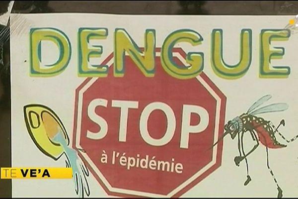 La dengue sévit à Wallis
