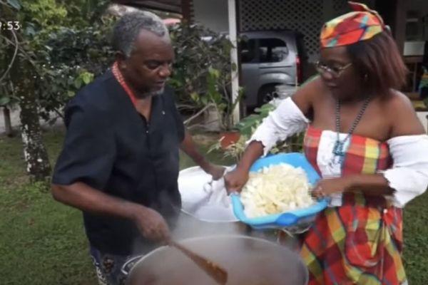 Pâques : la tradition du bouillon d'awara respectée malgré le confinement