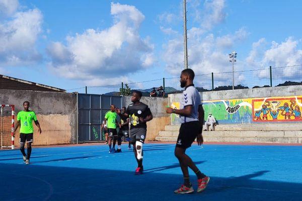 Combani handball finale