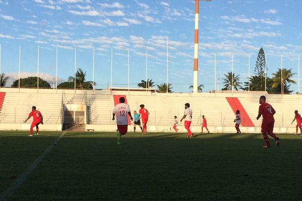 Foot Tiga contre Baco