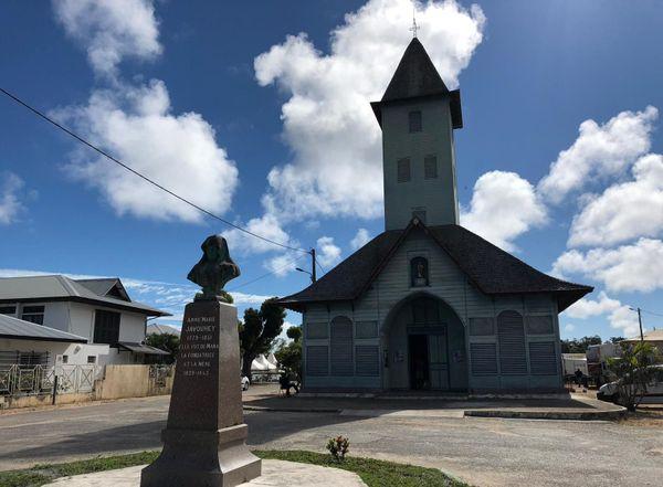 Eglise Saint-Joseph de Mana