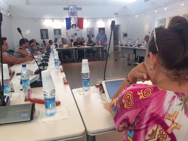 Débat d'orientations budgétaires de Païta, 7 mars 2019