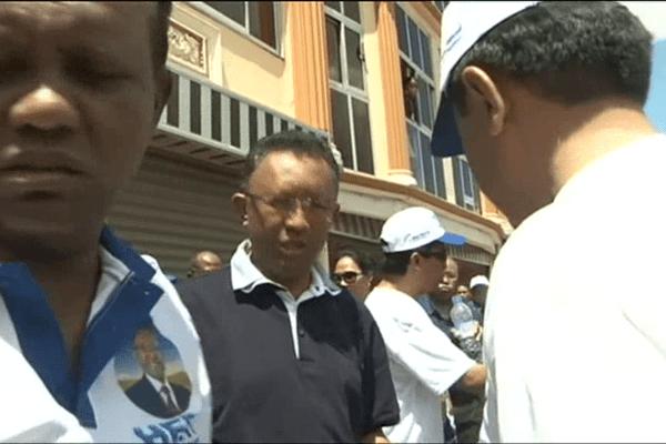 J-1 avant le deuxième tour de l'élection présidentielle à Madagascar